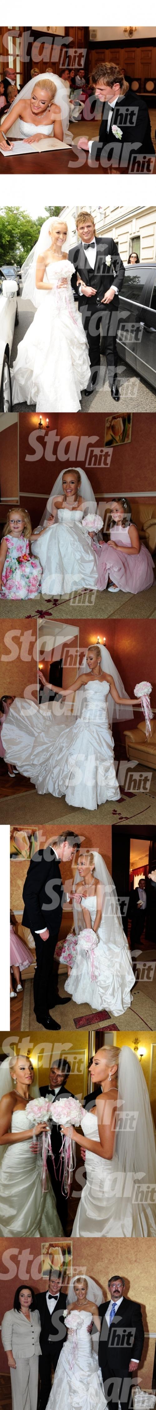 Бузова ольга с мужем фото свадьба