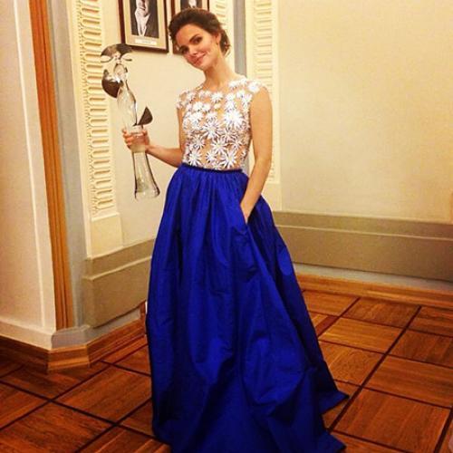 Фото платья лизы боярской