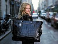 Артикул: 000324.  Модная интересного дизайна сумка от Шанель.