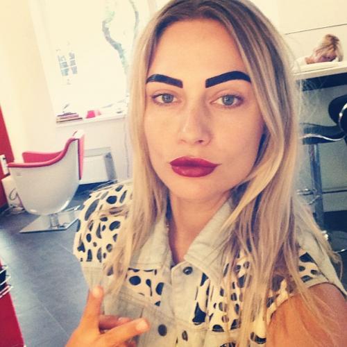 Наталья рудова без макияжа и